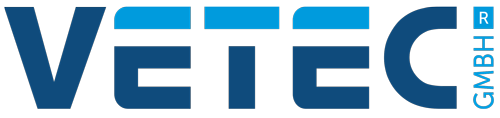 Logo der VETEC GmbH